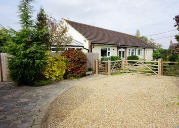 Thumbnail 4 bed detached bungalow for sale in Avenue Road, Rushden