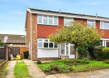 Thumbnail 3 bed semi-detached house to rent in Windermere Close, Dartford