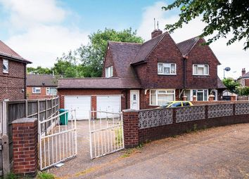 Thumbnail 3 bed semi-detached house for sale in Western Boulevard, Nottingham