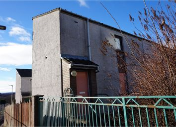 Thumbnail 2 bedroom end terrace house for sale in Kirkconnel Terrace, Dundee