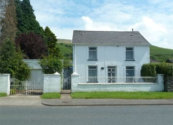Thumbnail 3 bed detached house for sale in Picton Place, Nantyffyllon, Maesteg, Mid Glamorgan