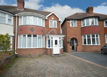 Thumbnail 5 bedroom semi-detached house for sale in Woodford Green Road, Birmingham