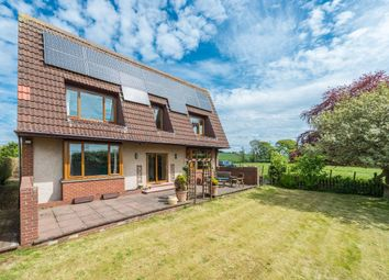 Thumbnail 4 bed detached house for sale in Langside, Carnock Road, Gowkhall Ky