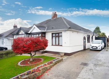 Thumbnail 3 bed semi-detached bungalow for sale in Leechcroft Avenue, Sidcup