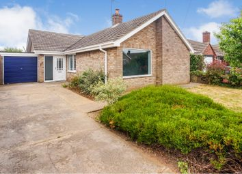 Thumbnail 3 bed detached bungalow for sale in Lagonda Close, Bracebridge Heath