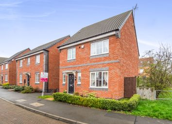 Thumbnail 3 bedroom detached house for sale in Bacon Close, Giltbrook, Nottingham