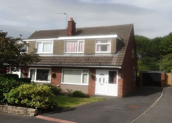 Thumbnail 3 bed semi-detached house for sale in Kilworth Height, Fulwood, Preston