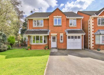 Thumbnail 5 bedroom detached house for sale in Coed Y Wenallt, Rhiwbina, Cardiff