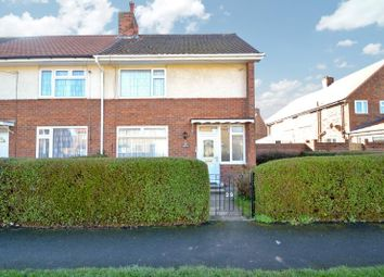 Thumbnail 2 bed end terrace house to rent in Mortimer Avenue, Anlaby, Hull