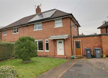 Thumbnail 3 bedroom semi-detached house for sale in Hollins Crescent, Talke, Stoke-On-Trent