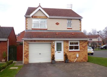 Thumbnail 3 bed detached house for sale in Englemann Way, Sunderland