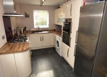 Thumbnail 3 bedroom semi-detached house for sale in Smeaton Close, Blakelands, Milton Keynes