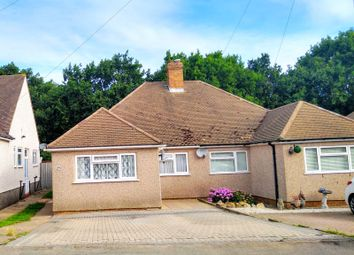 Thumbnail 3 bed bungalow for sale in Haven Close, Swanley, Kent