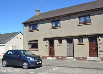 Thumbnail 2 bed end terrace house to rent in Castle Street, Clackmannan