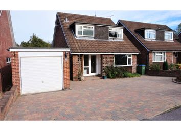 Thumbnail 4 bed detached house for sale in West Downs Close, Fareham