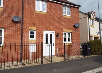 Thumbnail 2 bed terraced house to rent in Wyatt Way, Chard