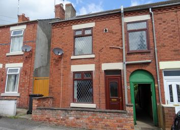 Thumbnail 2 bed end terrace house for sale in Moss Lane, Ripley