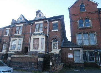 Thumbnail 5 bedroom terraced house for sale in Jasper Street, Hanley, Stoke-On-Trent