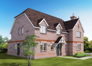 Thumbnail 4 bedroom detached house for sale in Heathlands Road, Wokingham
