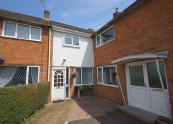 Thumbnail 3 bed terraced house for sale in Whitford Close, Bromsgrove