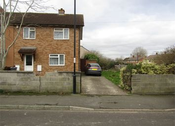 Thumbnail 3 bedroom end terrace house for sale in Pavey Road, Hartcliffe, Bristol
