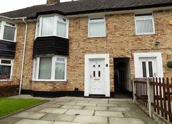 Thumbnail 3 bed town house to rent in Greyhound Farm Road, Speke, Liverpool
