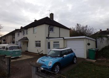 Thumbnail 4 bed semi-detached house for sale in Colesbourne Road, Clifton, Nottingham, Nottinghamshire