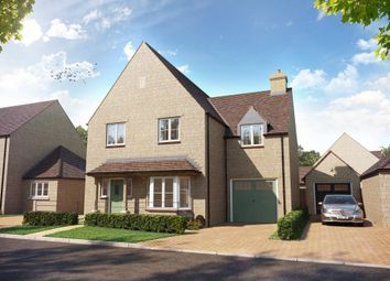 Thumbnail 4 bed detached house for sale in The Claydon Deanfield Grove, St Johns Road, Tackley Oxfordshire