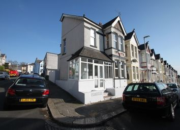 Thumbnail 3 bedroom end terrace house for sale in Meredith Road, Plymouth