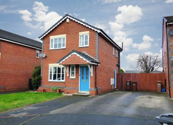 Thumbnail 3 bed detached house for sale in 20, Scholars Close, Saltney, Chester, Flintshire