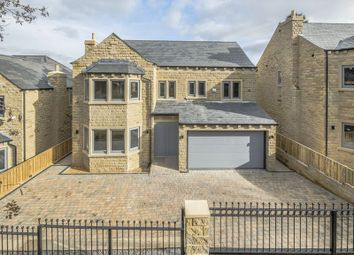 Thumbnail 5 bed detached house for sale in Heaton Road, Batley