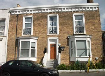 Thumbnail 2 bed flat to rent in Ethelbert Road, Clifftonville, Margate
