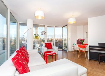 Thumbnail 2 bed flat for sale in Lark Court, 104 Lanacre Avenue, London