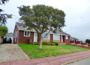 Thumbnail 2 bed semi-detached bungalow for sale in Hornbeam Crescent, Barrow-In-Furness, Cumbria