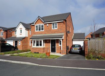 Thumbnail 3 bed detached house for sale in Evans Court, Chester
