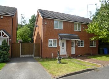 Thumbnail 1 bed semi-detached house for sale in Dunwoody Close, Mansfield