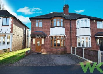 Thumbnail 3 bedroom semi-detached house for sale in Arlington Road, West Bromwich, West Midlands