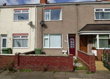 Thumbnail 3 bed terraced house to rent in Lovett Street, Grimsby