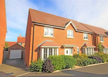 Thumbnail 4 bed detached house for sale in Walker Drive, Faringdon, Oxfordshire