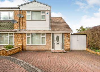 4 bed semi-detached house for sale in Porlock Avenue, Sutton Leach, St. Helens WA9