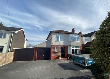 Thumbnail 3 bed detached house for sale in Houghton Road, Carlisle, Cumbria