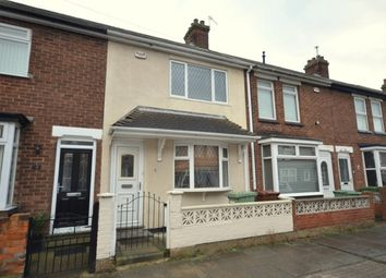 Thumbnail 3 bedroom terraced house to rent in Bowers Avenue, Grimsby