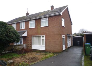 Thumbnail 3 bed semi-detached house for sale in Lime Tree Gardens, Wolverhampton