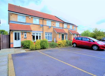 Thumbnail 3 bedroom end terrace house for sale in Port Rise, Chatham, Kent