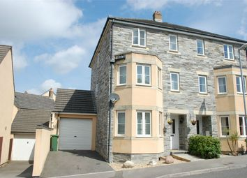 Thumbnail 5 bed semi-detached house to rent in Larcombe Road, St Austell, Cornwall