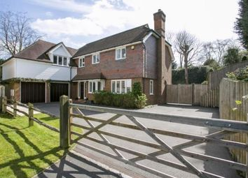 Thumbnail 5 bed detached house for sale in Speldhurst Road, Langton Green, Tunbridge Wells, Kent