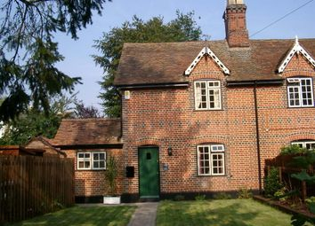 Thumbnail 3 bed cottage to rent in River Green, Buntingford