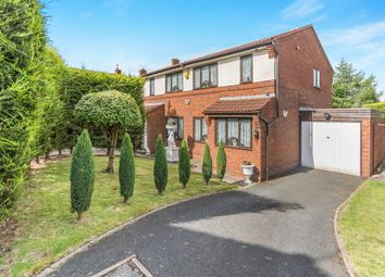 Thumbnail 5 bed detached house for sale in Burn Close, Smethwick