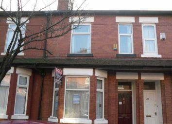 Thumbnail 6 bed terraced house to rent in Furness Road, Fallowfield, Manchester