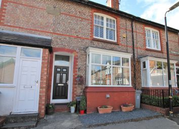 Thumbnail 3 bed terraced house for sale in Bath Street, Hale, Altrincham